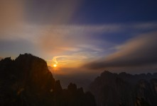 중국 황산